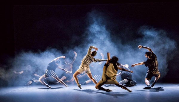 PUSH - Rush - Black Box Dance Company - foto Michael With