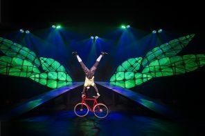 Cykelmyggen Egon møder Tommelise